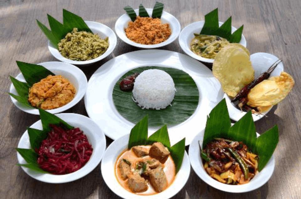 Delicious Sri Lankan Foods